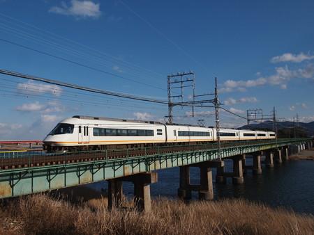 近鉄21000系名伊特急 山田線宮町~小俣02