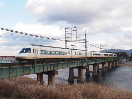 近鉄21000系名伊特急 山田線宮町~小俣04