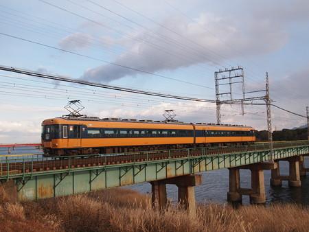 近鉄12200系回送 山田線宮町~小俣