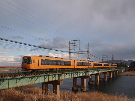 近鉄22000系特急 山田線宮町~小俣03
