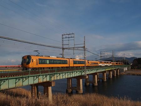 近鉄22600系阪伊特急 近鉄山田線宮町~小俣