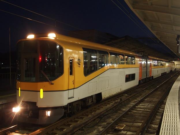近鉄20000系楽 近鉄山田線宇治山田駅02