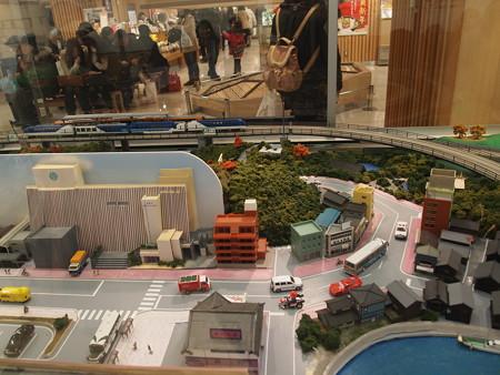 宇治山田駅にあったジオラマ 05