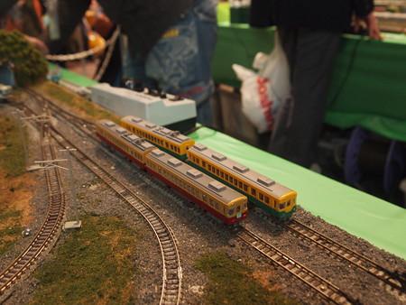 大井川のと富山地鉄の旧3000
