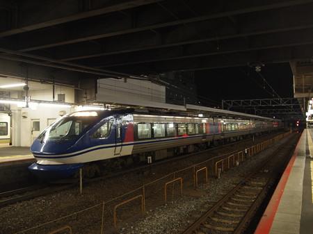 HOT7000系特急スーパーはくと 東海道本線京都駅
