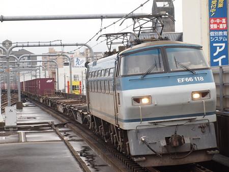EF66貨物   山陽本線加古川駅01