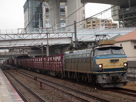 EF66貨物   山陽本線舞子駅02