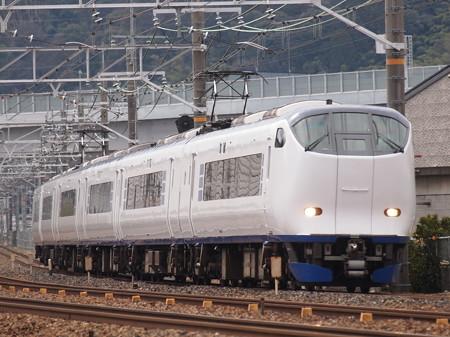 281系特急はるか東海道本線長岡京~山崎01