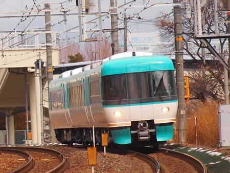 283系本線試運転 東海道本線山崎~長岡京