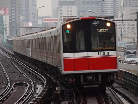大阪市営地下鉄10系 御堂筋線西中島南方駅03