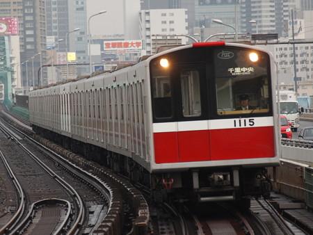 大阪市営地下鉄10系 御堂筋線西中島南方駅07