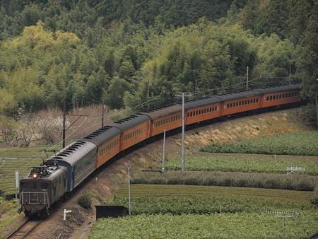 ED500形EL急行 福用~大和田01