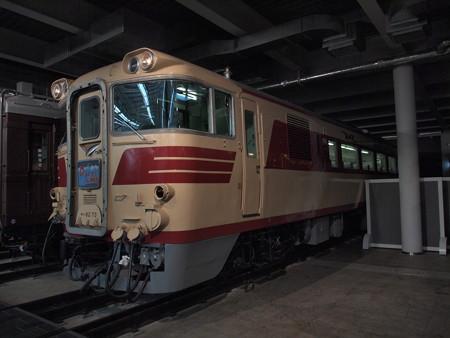 キハ82系 リニア鉄道館