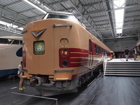 381系 リニア鉄道館01