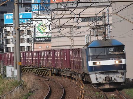 EF210貨物 あおなみ線ささしまライブ駅05