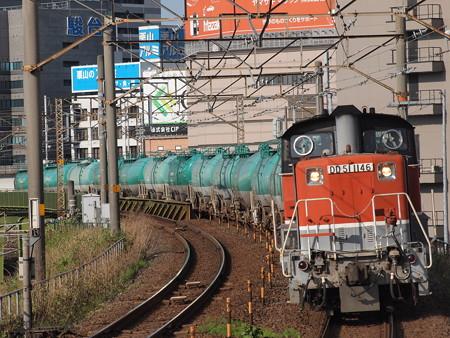 DD51貨物 あおなみ線ささしまライブ駅03