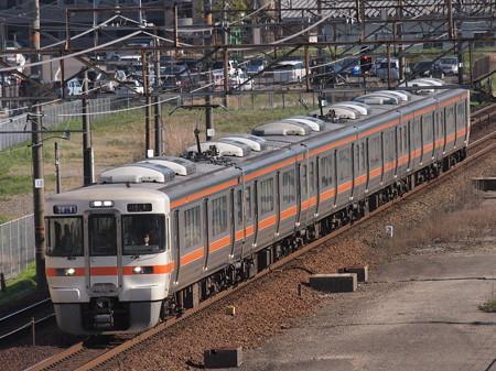 313系快速 東海道本線大府~共和02