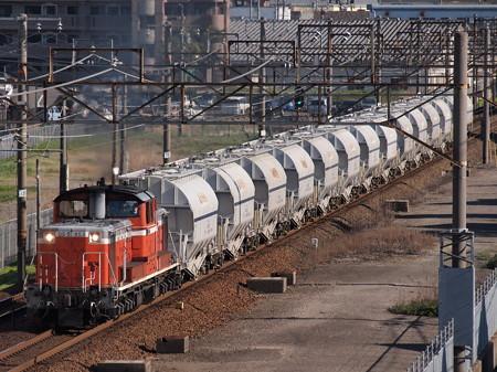 DD51貨物 東海道本線大府~共和02