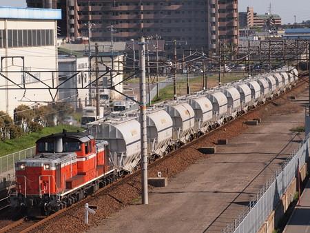 DD51貨物 東海道本線大府~共和05