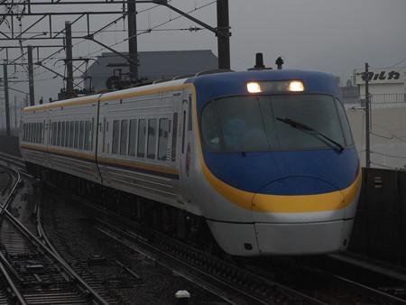 8000系特急いしづち 予讃線坂出駅