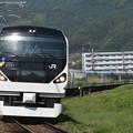 E257系特急あずさ 中央本線下諏訪~岡谷03