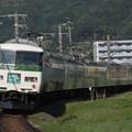 写真: 185系特急はまかいじ 中央本線下諏訪~岡谷03