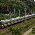 写真: 223系普通 東海道本線彦根~米原02