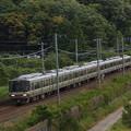 写真: 223系普通 東海道本線彦根~米原04