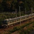 写真: 223系普通 東海道本線彦根~米原06