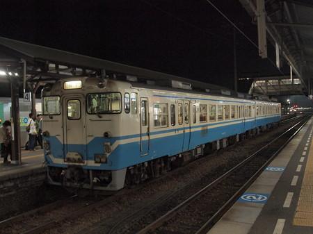 キハ47普通 高徳線徳島駅02