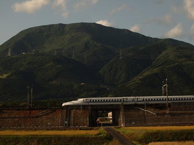 写真: N700系のぞみ 東海道新幹線米原~岐阜羽島02