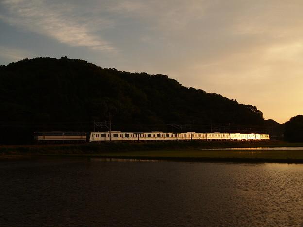 写真: EF65メトロ13000系甲種 東海道本線近江長岡~柏原01