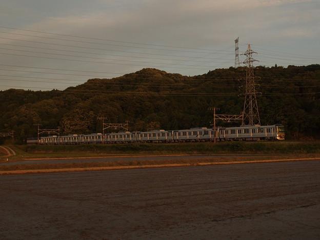写真: EF65メトロ13000系甲種 東海道本線近江長岡~柏原05
