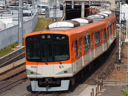 阪神9300系急行  阪神本線福島~野田02