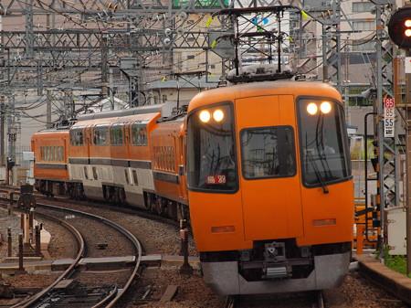 近鉄22000系特急 近鉄名古屋線米野駅02