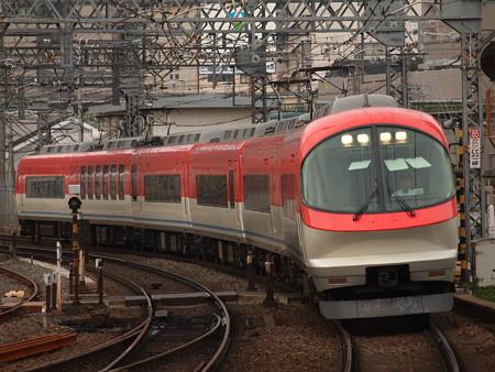 近鉄23000系伊勢志摩ライナー 近鉄名古屋線米野駅