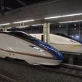 写真: E7系かがやき 北陸新幹線長野駅02