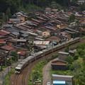 写真: 383系特急しなの 中央本線奈良井~藪原05
