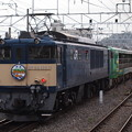 写真: EF64北アルプス風っこ 篠ノ井線松本駅01