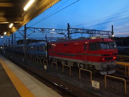 EL120 名市交3000系甲種 名鉄常滑線大江駅08