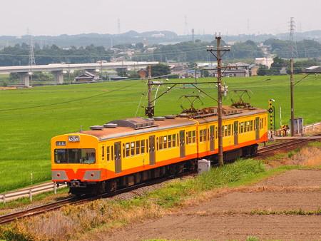 三岐鉄道401系 三岐線三里~丹生川