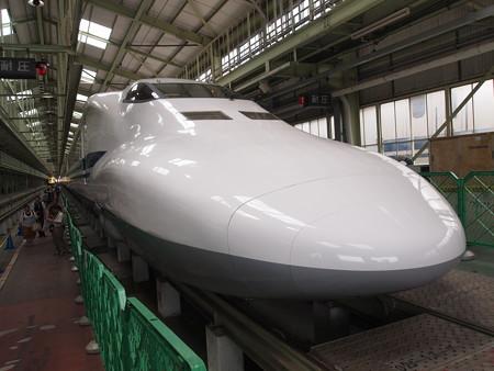 700系 新幹線なるほど発見デー01