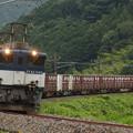 EF64貨物 中央本線落合川~坂下03