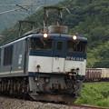 EF64貨物 中央本線落合川~坂下06