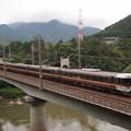 383系特急しなの 中央本線田立~坂下02