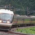 383系特急しなの 中央本線落合川~坂下03