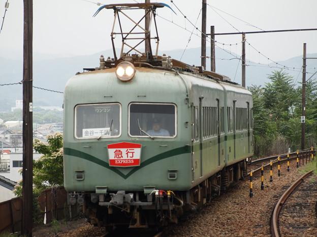大井川鐡道21000系急行 金谷駅
