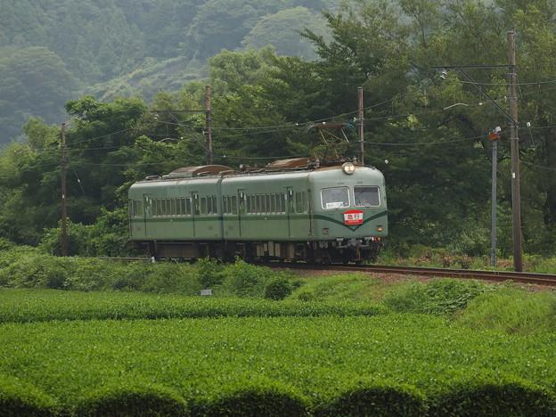 大井川鉄道21000系急行 抜里~川根温泉笹間渡11