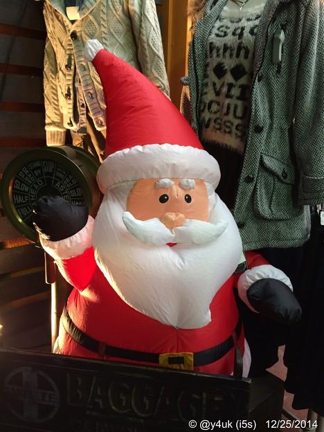 Photos: Santa Xmas fashion~終わらない