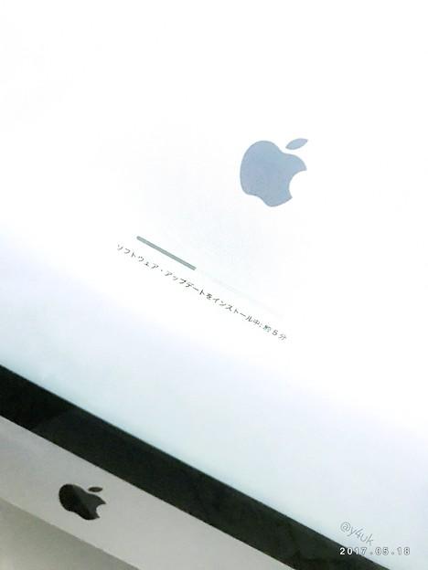 写真: やっぱりAppleは美味しい ~with Mac